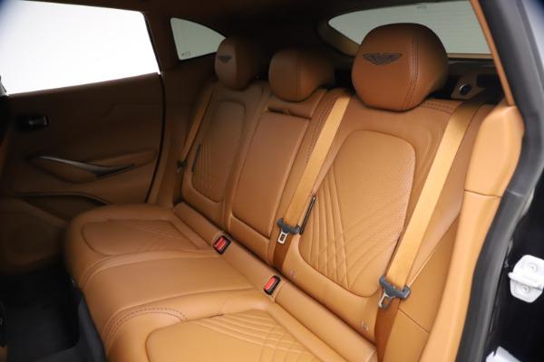 New 2021 Aston Martin DBX SUV for sale $264,386 at Maserati of Westport in Westport CT 06880 19