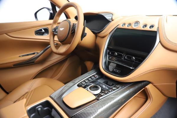 New 2021 Aston Martin DBX SUV for sale $264,386 at Maserati of Westport in Westport CT 06880 20