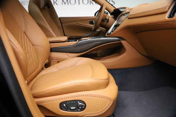 New 2021 Aston Martin DBX SUV for sale $264,386 at Maserati of Westport in Westport CT 06880 22