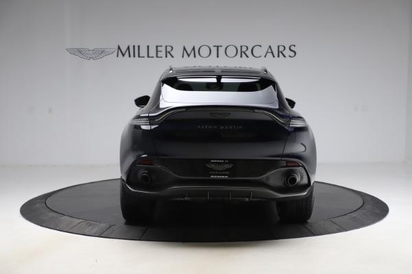 New 2021 Aston Martin DBX SUV for sale $264,386 at Maserati of Westport in Westport CT 06880 5