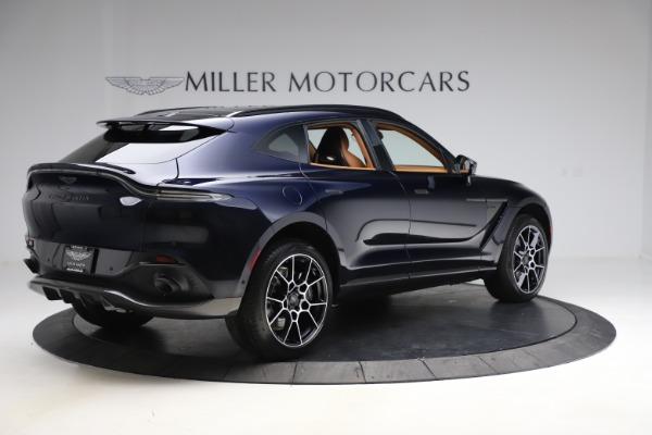 New 2021 Aston Martin DBX SUV for sale $264,386 at Maserati of Westport in Westport CT 06880 7