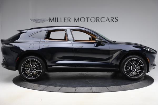 New 2021 Aston Martin DBX SUV for sale $264,386 at Maserati of Westport in Westport CT 06880 8