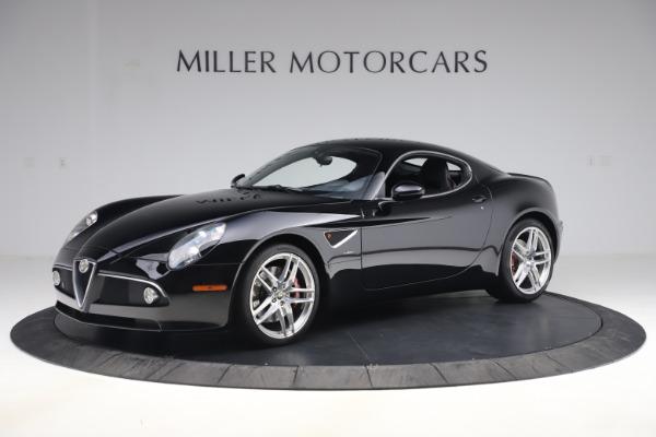 Used 2008 Alfa Romeo 8C Competizione for sale $339,900 at Maserati of Westport in Westport CT 06880 2