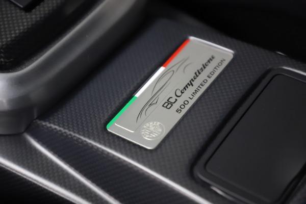 Used 2008 Alfa Romeo 8C Competizione for sale $339,900 at Maserati of Westport in Westport CT 06880 24