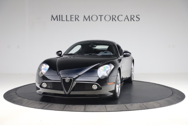 Used 2008 Alfa Romeo 8C Competizione for sale $339,900 at Maserati of Westport in Westport CT 06880 1