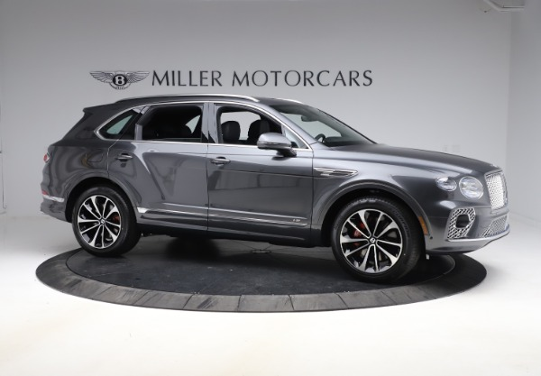 New 2021 Bentley Bentayga V8 for sale Call for price at Maserati of Westport in Westport CT 06880 10