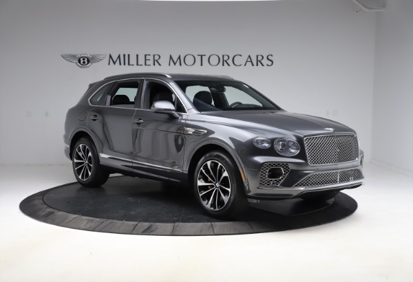 New 2021 Bentley Bentayga V8 for sale Call for price at Maserati of Westport in Westport CT 06880 11