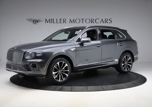 New 2021 Bentley Bentayga V8 for sale Call for price at Maserati of Westport in Westport CT 06880 2