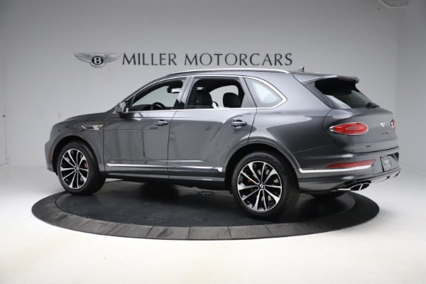 New 2021 Bentley Bentayga V8 for sale Call for price at Maserati of Westport in Westport CT 06880 4