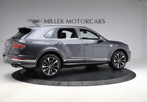 New 2021 Bentley Bentayga V8 for sale Call for price at Maserati of Westport in Westport CT 06880 8