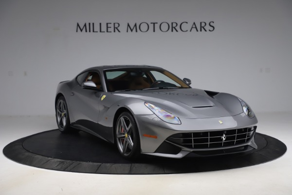 Used 2017 Ferrari F12 Berlinetta for sale $269,900 at Maserati of Westport in Westport CT 06880 11