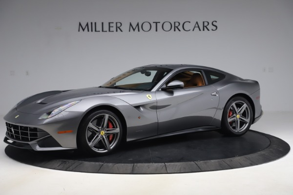 Used 2017 Ferrari F12 Berlinetta for sale $269,900 at Maserati of Westport in Westport CT 06880 2