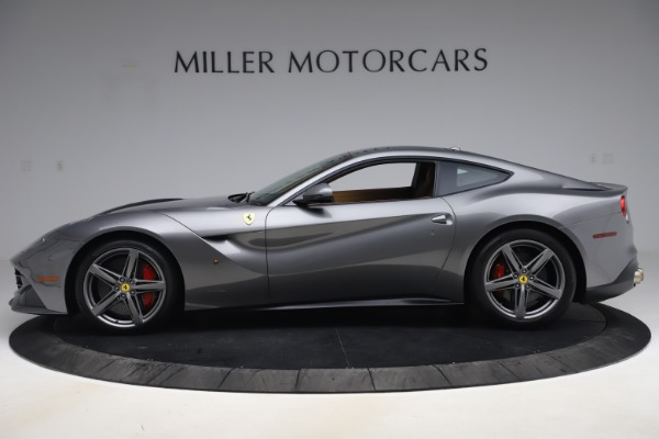 Used 2017 Ferrari F12 Berlinetta for sale $269,900 at Maserati of Westport in Westport CT 06880 3