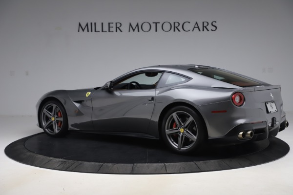 Used 2017 Ferrari F12 Berlinetta for sale $269,900 at Maserati of Westport in Westport CT 06880 4
