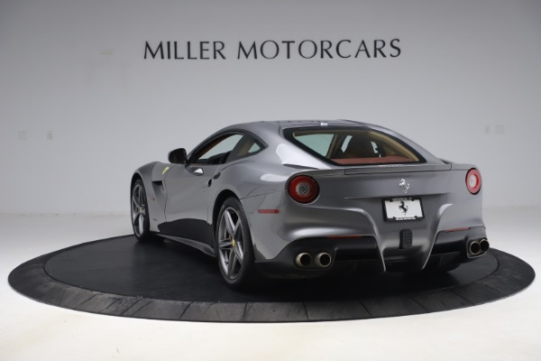 Used 2017 Ferrari F12 Berlinetta for sale $269,900 at Maserati of Westport in Westport CT 06880 5