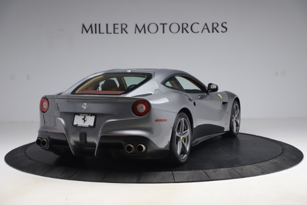 Used 2017 Ferrari F12 Berlinetta for sale $269,900 at Maserati of Westport in Westport CT 06880 7