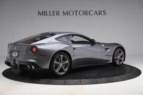 Used 2017 Ferrari F12 Berlinetta for sale $269,900 at Maserati of Westport in Westport CT 06880 8