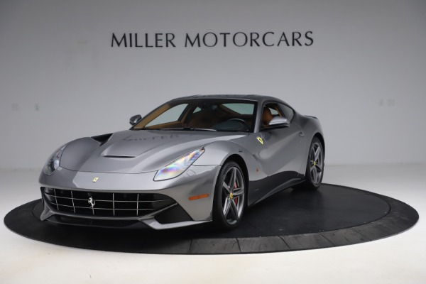 Used 2017 Ferrari F12 Berlinetta for sale $269,900 at Maserati of Westport in Westport CT 06880 1