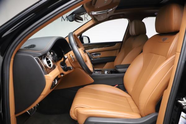 Used 2018 Bentley Bentayga Onyx Edition for sale $147,900 at Maserati of Westport in Westport CT 06880 13