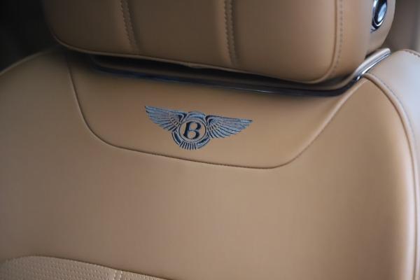 Used 2018 Bentley Bentayga Onyx Edition for sale $147,900 at Maserati of Westport in Westport CT 06880 15