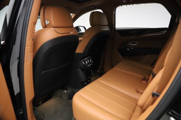 Used 2018 Bentley Bentayga Onyx Edition for sale $147,900 at Maserati of Westport in Westport CT 06880 16