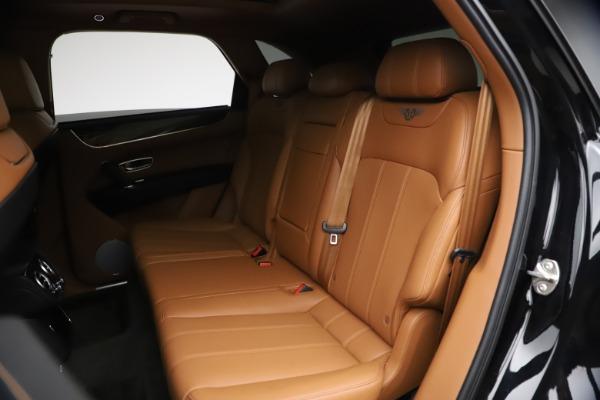 Used 2018 Bentley Bentayga Onyx Edition for sale $147,900 at Maserati of Westport in Westport CT 06880 18