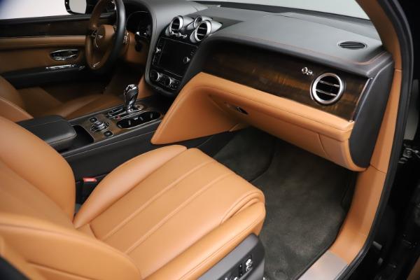 Used 2018 Bentley Bentayga Onyx Edition for sale $147,900 at Maserati of Westport in Westport CT 06880 20