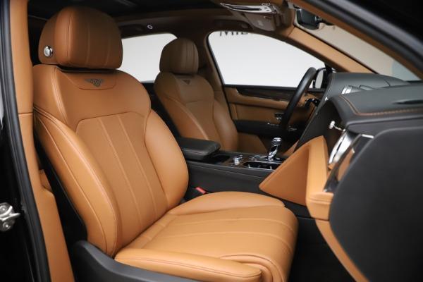 Used 2018 Bentley Bentayga Onyx Edition for sale $147,900 at Maserati of Westport in Westport CT 06880 22