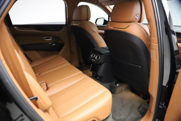 Used 2018 Bentley Bentayga Onyx Edition for sale $147,900 at Maserati of Westport in Westport CT 06880 23