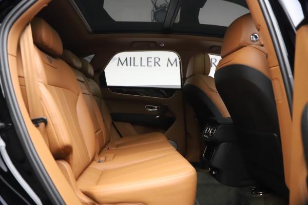 Used 2018 Bentley Bentayga Onyx Edition for sale $147,900 at Maserati of Westport in Westport CT 06880 24