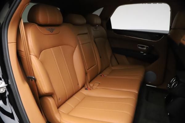 Used 2018 Bentley Bentayga Onyx Edition for sale $147,900 at Maserati of Westport in Westport CT 06880 25