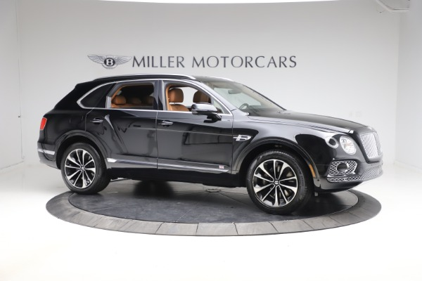 Used 2018 Bentley Bentayga Onyx Edition for sale $147,900 at Maserati of Westport in Westport CT 06880 6