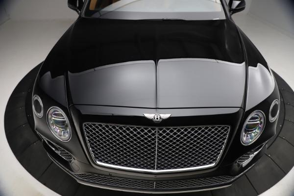 Used 2018 Bentley Bentayga Onyx Edition for sale $147,900 at Maserati of Westport in Westport CT 06880 9
