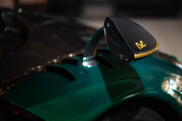 Used 2017 Pagani Huayra BC for sale Call for price at Maserati of Westport in Westport CT 06880 15