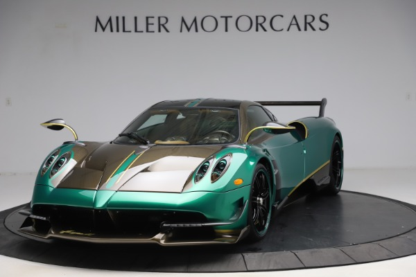 Used 2017 Pagani Huayra BC for sale Call for price at Maserati of Westport in Westport CT 06880 16