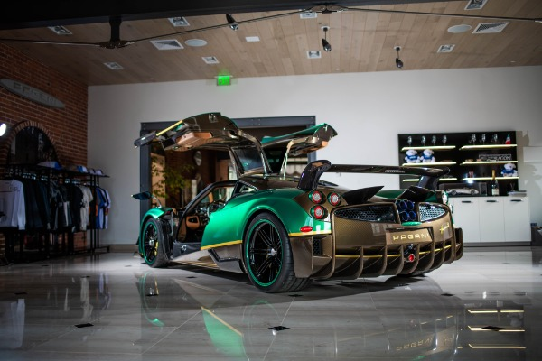 Used 2017 Pagani Huayra BC for sale Call for price at Maserati of Westport in Westport CT 06880 2