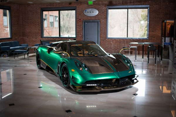 Used 2017 Pagani Huayra BC for sale Call for price at Maserati of Westport in Westport CT 06880 1