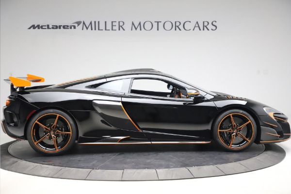 Used 2016 McLaren 688 MSO HS for sale Call for price at Maserati of Westport in Westport CT 06880 10
