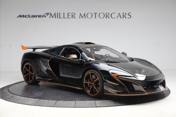 Used 2016 McLaren 688 MSO HS for sale Call for price at Maserati of Westport in Westport CT 06880 12