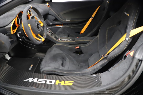 Used 2016 McLaren 688 MSO HS for sale Call for price at Maserati of Westport in Westport CT 06880 14