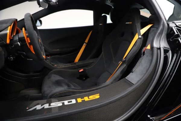 Used 2016 McLaren 688 MSO HS for sale Call for price at Maserati of Westport in Westport CT 06880 15