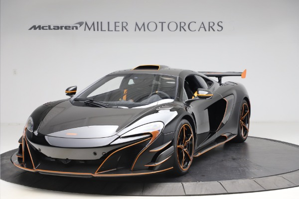 Used 2016 McLaren 688 MSO HS for sale Call for price at Maserati of Westport in Westport CT 06880 2