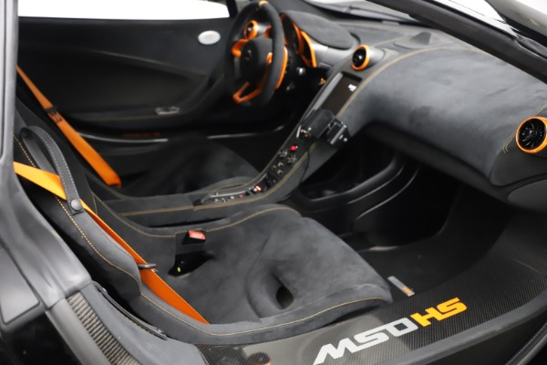 Used 2016 McLaren 688 MSO HS for sale Call for price at Maserati of Westport in Westport CT 06880 20