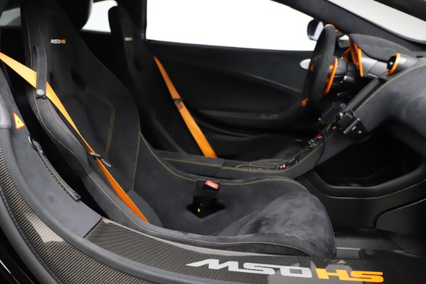 Used 2016 McLaren 688 MSO HS for sale Call for price at Maserati of Westport in Westport CT 06880 21