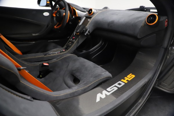 Used 2016 McLaren 688 MSO HS for sale Call for price at Maserati of Westport in Westport CT 06880 23