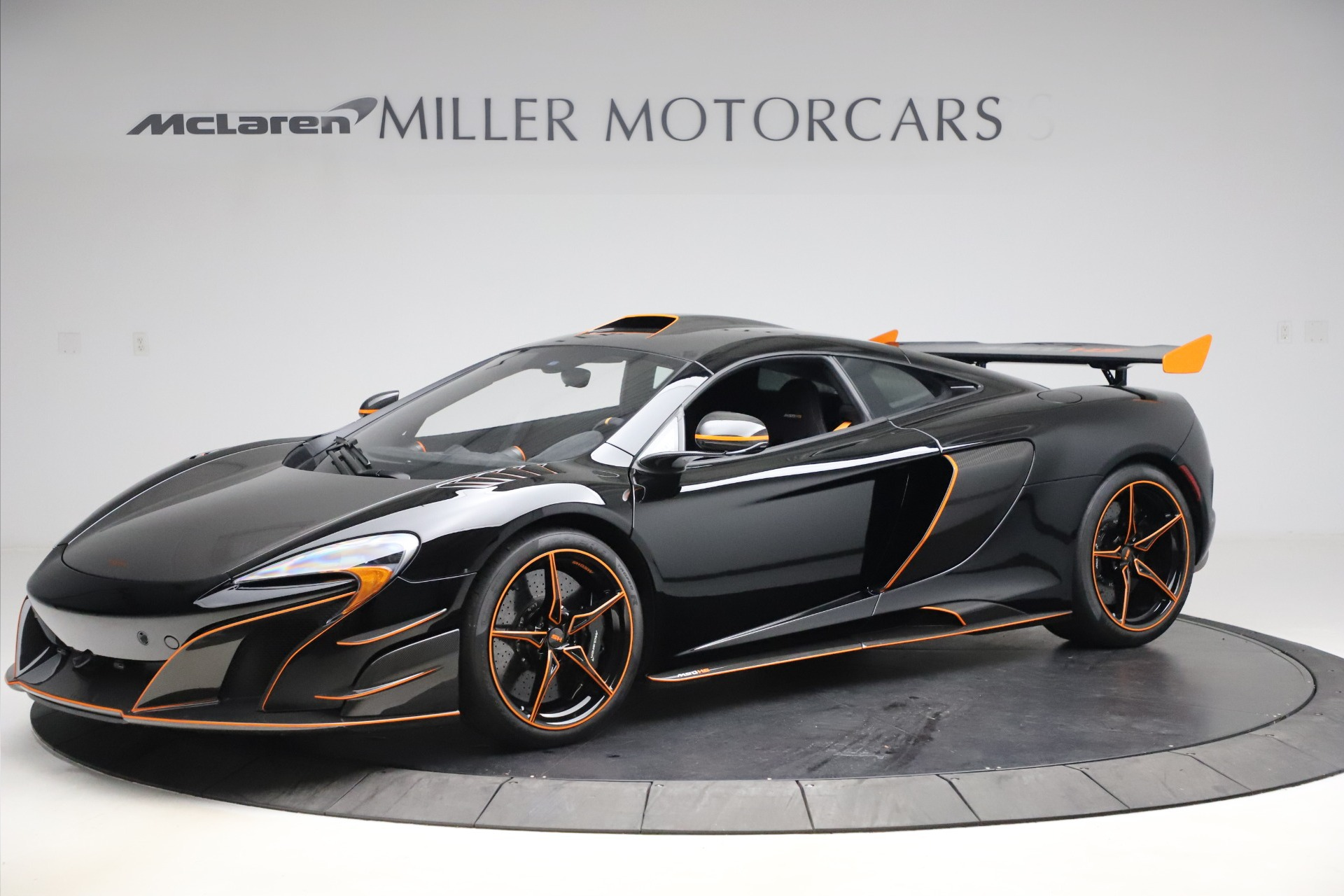 Used 2016 McLaren 688 MSO HS for sale Call for price at Maserati of Westport in Westport CT 06880 1