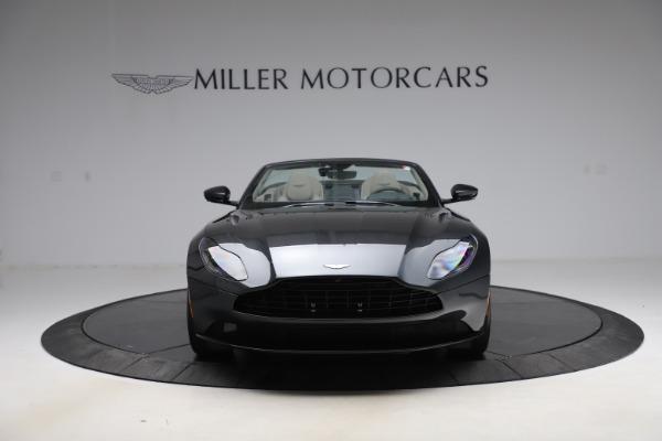 New 2021 Aston Martin DB11 Volante Convertible for sale $270,386 at Maserati of Westport in Westport CT 06880 10