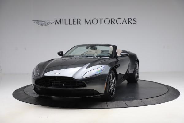 New 2021 Aston Martin DB11 Volante Convertible for sale $270,386 at Maserati of Westport in Westport CT 06880 11