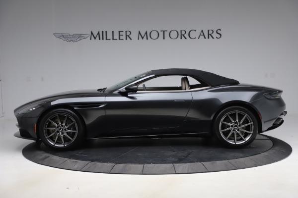 New 2021 Aston Martin DB11 Volante Convertible for sale $270,386 at Maserati of Westport in Westport CT 06880 12