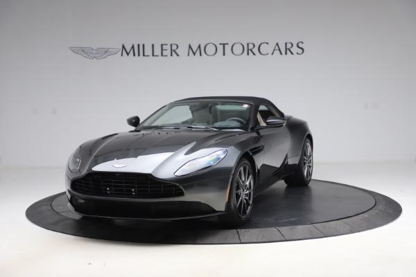 New 2021 Aston Martin DB11 Volante Convertible for sale $270,386 at Maserati of Westport in Westport CT 06880 14